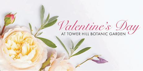 Valentine's Day Dinner at Tower Hill Botanic Garden tickets