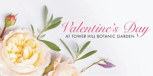 Valentine's Day Dinner at Tower Hill Botanic Garden