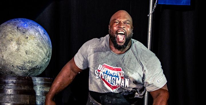 England's Strongest Man 2020 image