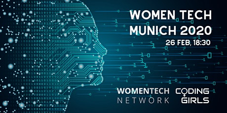 WomenTech Munich 2020 (Partner Tickets) tickets
