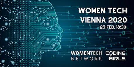 WomenTech Vienna 2020 (Partner Tickets) tickets