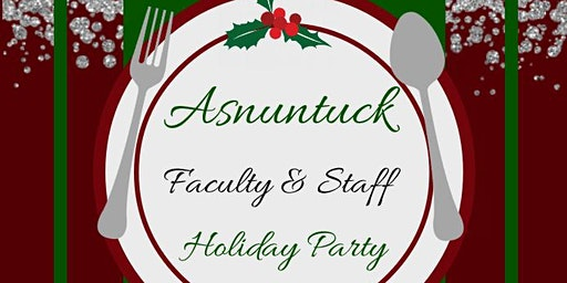 Asnuntuck Employee Holiday Party