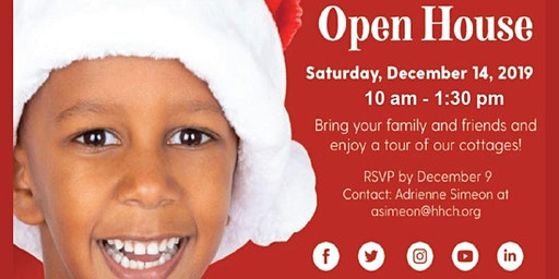 2019 Home for Christmas Open House