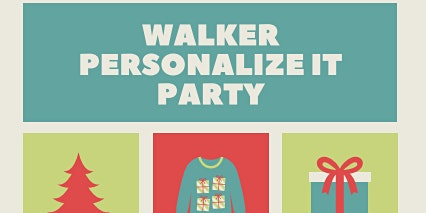Personalize It Party!