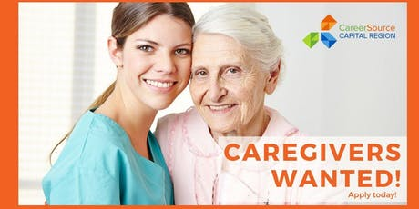 Hopewell In-Home Senior Care Recruitment tickets