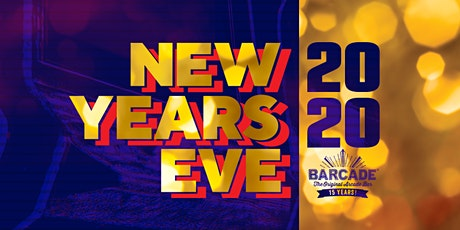 Barcade® Jersey City (New Jersey) New Years Eve tickets