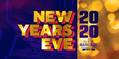 Barcade® Fishtown (Philadelphia) New Years Eve