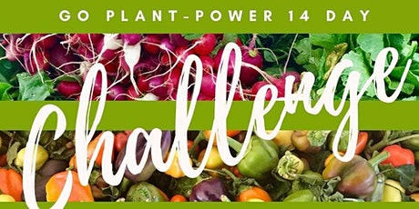 14 Day Plant-Based Challenge tickets