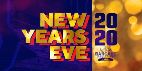 Barcade® Newark (New Jersey) New Years Eve tickets