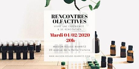 Rencontres Olfactives avec François Guérinot billets