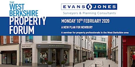 West Berkshire Property Forum - A New Plan for Newbury tickets