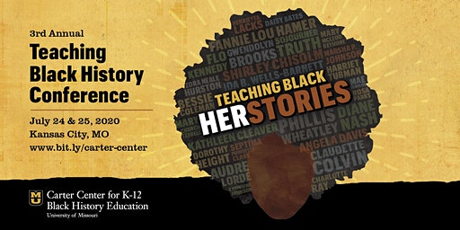 3rd Annual Teaching Black History Conference