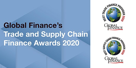 Global Finance Trade and Supply Chain Finance Awards 2020 tickets