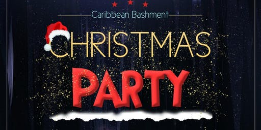 Caribbean Christmas Party
