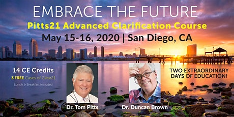 Embrace the Future - Pitts21 Advanced Clarification Course tickets