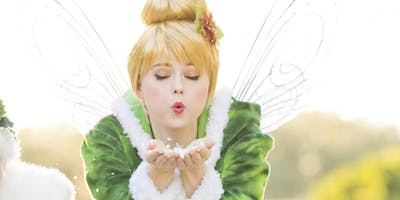 Treats and Holiday Tidings with TinkerBell