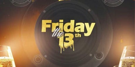 Friday the 13th tickets