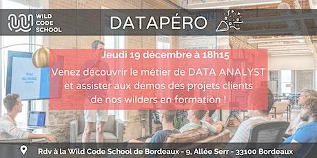DATAPERO : viens assister aux démos finales des projets DATA ! billets