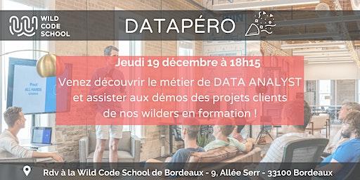 DATAPERO : viens assister aux démos finales des projets DATA !