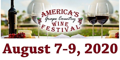 America's Grape Country Wine Festival tickets