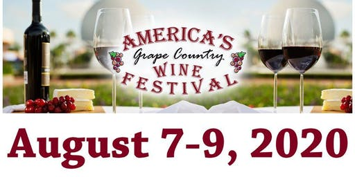 America's Grape Country Wine Festival