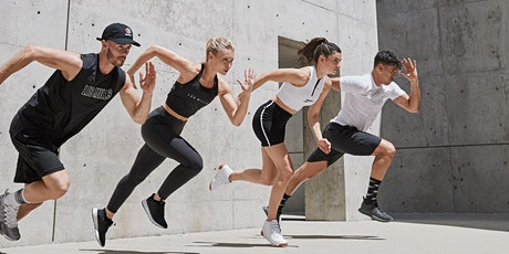 Les Mills CXWORX™ & The London City Runners  tickets