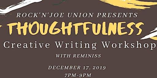 Thoughtfulness Creative Writing Workshop