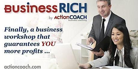 BusinessRICH tickets