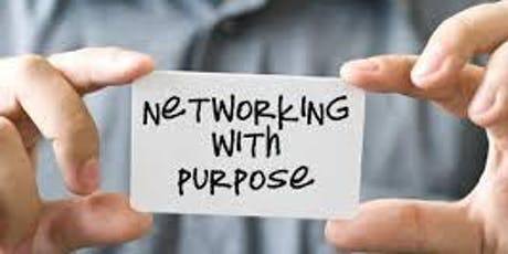 Networking With Purpose - Let's Be Creative! tickets