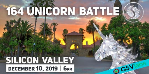 164 Unicorn Battle, Silicon Valley