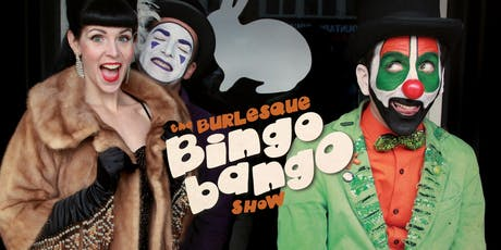 The Big-Ass Burlesque Bingo Bango Show New Year's Eve tickets