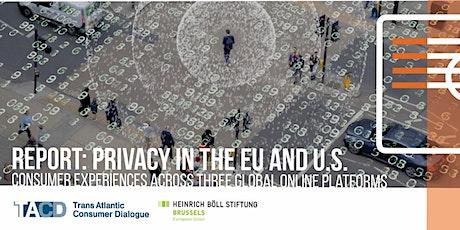 Transatlantic Privacy Gap tickets