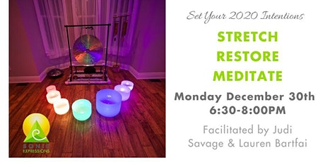 Stretch Restore Meditate tickets