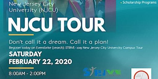 STRIVE- 2019 New Jersey City University Campus Tour