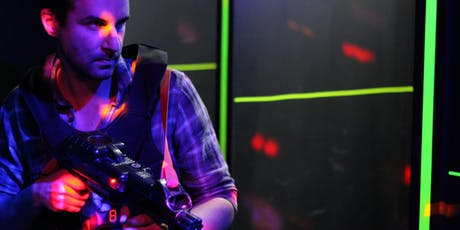 Laser Tag Nights: May The Force Be With You tickets