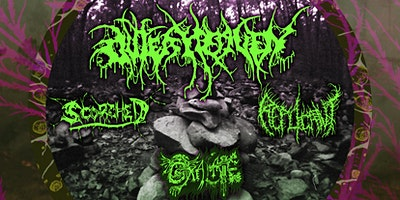 Outer Heaven, Scorched, Replicant, Oxalate