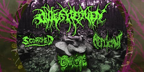 Outer Heaven, Scorched, Replicant, Oxalate tickets