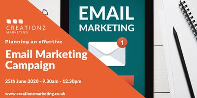 Planning an Effective Email Marketing Campaign.