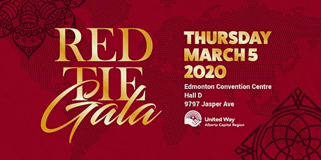 Red Tie Gala - Awards of Distinction tickets