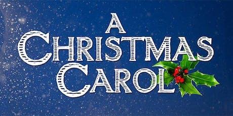 Christmas Carol by Stafford House tickets