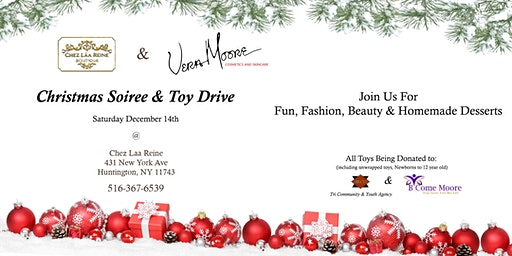 Christmas Soiree & Toy Drive