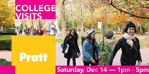 College Visit @ The Art Effect: Pratt Institute