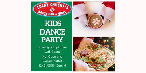 Kids Dance Party with Santa