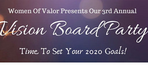 3rd Annual Vision Board Brunch