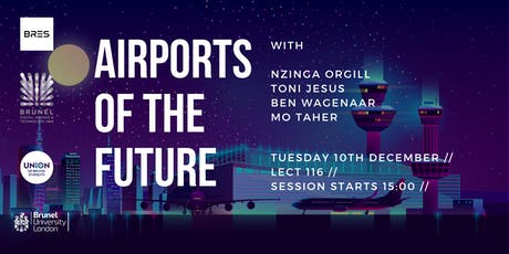 Airports of the Future tickets