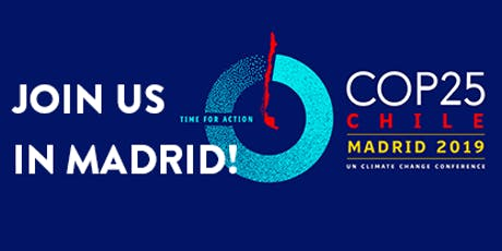 The Climate Collage workshop  at the COP25 in Madrid tickets