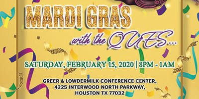 "Mardi Gras with the Ques 2020: From New Orleans to Houston, ""Its Going Down""!! Part 2"
