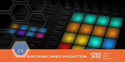 "Workshop: ""Hit-Production mit Ableton 10.1 & NI Maschine MK3"""