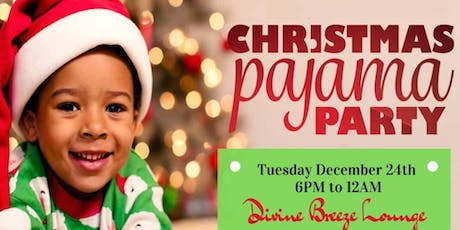 Children's Christmas Pajama Party With Authentic African Food  Menu! tickets