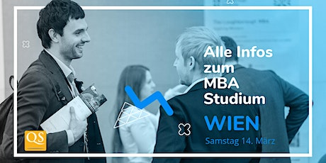 QS Connect MBA Wien – MBA Event tickets